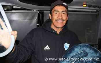Recibe apoyo el conocido jugador Tomás Cruz - El Sol de Tampico