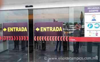 Aeropuerto de Tampico reactiva vuelos en sábado - El Sol de Tampico