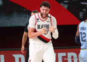 PODCAST » Rip City Report, First Restart Game Edition