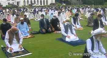 Ch Sarwar, Usman Buzdar offer Eid prayer at Governor's House - Associated Press of Pakistan