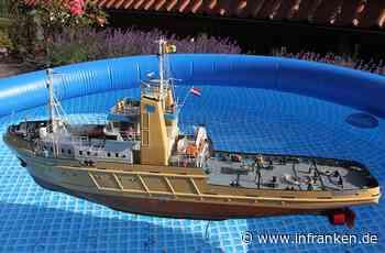 Bootswerft im Schatten der Plassenburg