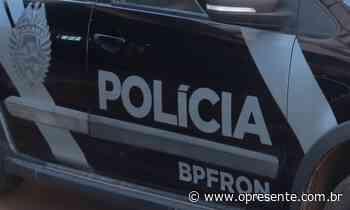 Homem com tornozeleira eletrônica é apreendido pelo BPFron em Marechal Rondon - O Presente