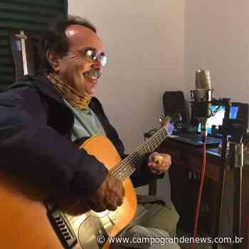 Guilherme Rondon tira melodias do baú e lança uma música por mês - Campo Grande News