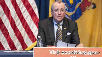 WATCH: NJ Gov. Phil Murphy Talks Coronavirus Amid Fears of Increased Spread