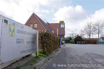 Vollsperrung an Baustelle für Busstation der Mauritiusgrundschule - Ruhr Nachrichten