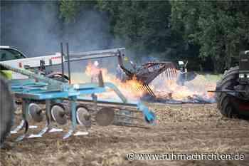 Was in Selm, Olfen, Nordkirchen wichtig ist: Zwei Brände und Ärger wegen Sperrung - Ruhr Nachrichten