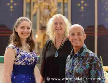 Die Stimme der Natur: Barockkonzert in der Dreifaltigkeitskirche Speyer - Wochenblatt-Reporter