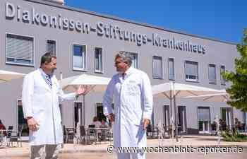 Diakonissen-Stiftungs-Krankenhaus: Stabwechsel in der Allgemeinchirurgie - Wochenblatt-Reporter