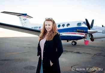 Royal Flying Doctors Service drama takes flight in Broken Hill - Inside Film