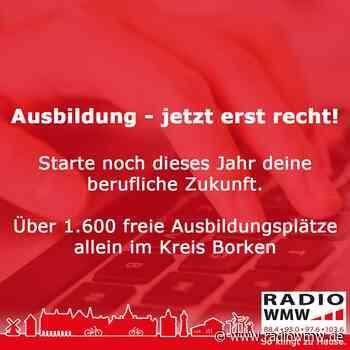 Noch über 1600 freie Ausbildungsplätze im Kreis Borken - RADIO WMW