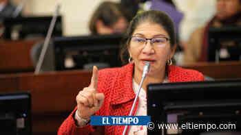 Firmante del acuerdo de paz llegó a directivas del Congreso - El Tiempo