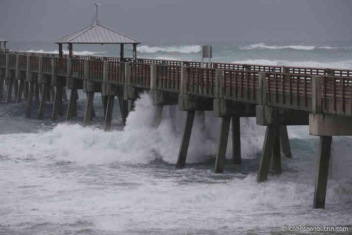Tormenta tropical Isaías se desplaza por la costa de Florida - CNN