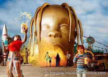 Two years ago, 'Astroworld' turned Travis Scott into a superstar - Houston Chronicle