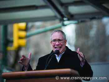 Comptroller Stringer blasts fiscal year 2021 budget in new analysis - Crain's New York Business