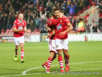 Shrewsbury Town sign Josh Daniels, Rekeil Pyke and Scott High - shropshirestar.com