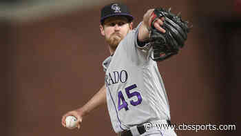 Surprising Rockies take blow as reliever Scott Oberg could miss rest of season due to blood clots - CBS Sports
