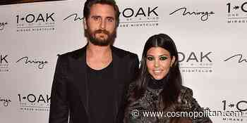 """Did Kourtney Kardashian just hint that she's hanging out with Scott's new """"girlfriend""""? - Cosmopolitan UK"""