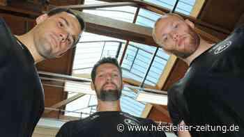 Handball-Bundesligist MT Melsungen hat drei Kreisläufer mit Gardemaß - hersfelder-zeitung.de