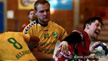 Handball: Erstes Auswärtsspiel der Saison beim TV Cloppenburg / Zwei Doppelspieltag-Wochenenden - come-on.de