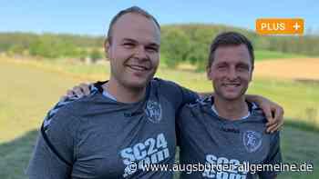 Zwei Handball-Urgesteine beim TSV Niederraunau treten ab - Augsburger Allgemeine