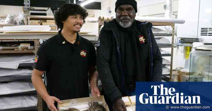 Brexit 'should prompt UK to rethink attitude to Indigenous artefacts'