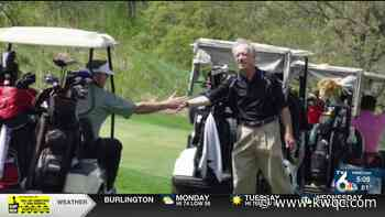 Jim Victor Memorial Junior Achievement Golf Classic tees off Monday - KWQC-TV6