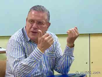 Rolando Araya asegura que Salud no lo callará pese a orden sanitaria sobre uso de dióxido de cloro contra covid-19 - crc891.com