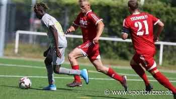 Nouhan Bamba spielt jetzt für SG Großziethen: Erster Einsatz bei Niederlage in Teltow - Sportbuzzer