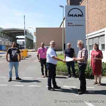 Mehrere hundert Unterstützungs-Unterschriften - Radio Oberhausen