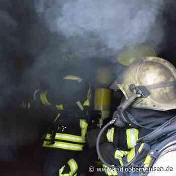 Feuer im 11. Stock - Radio Oberhausen