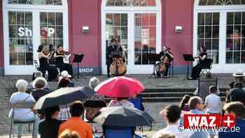Viel Applaus für Kammermusik am Schloss Oberhausen - WAZ News