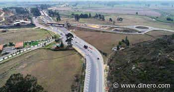 Mejoramiento de vía Anapoima - Mosquera tiene un avance de 96% - Dinero.com