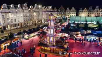 Le marché de Noël d'Hazebrouck va changer de formule - La Voix du Nord