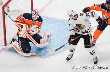Edmonton Oilers making goaltender switch, going to Mikko Koskinen