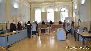 Landgericht Hechingen: Mit der Benzinflasche in die Kneipe - SWP