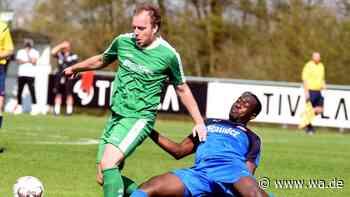 SV Drensteinfurt startet mit Heimspiel gegen Altenberge