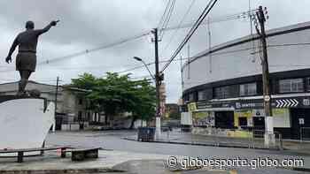 Sem título há quatro anos, Santos entra em processo eleitoral com escolha entre o velho e o novo - globoesporte.com