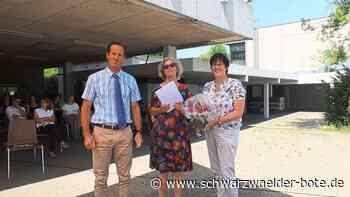 Hechingen - Abschiede und Preise an Realschule - Schwarzwälder Bote