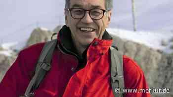 Schriftsteller Stefan König aus Penzberg schreibt Buch über Zugspitze: Gipfelwege, Technik und Indianer - Merkur.de
