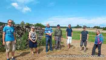 Haigerloch: Der Storch gehört nach Weildorf - Haigerloch - Schwarzwälder Bote