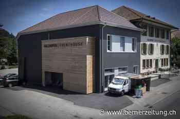 Bauprojekt in Hasle – Platz für Büros, Betreuung und Spiel - BZ Berner Zeitung
