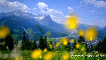 Garmisch-Partenkirchen ist laut Studie Deutschlands beliebtestes Reiseziel - Merkur.de