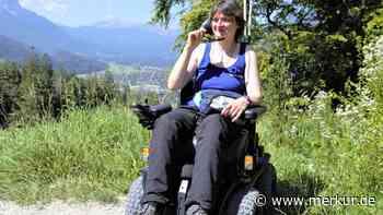 Garmisch-Partenkirchen: Neue Idee: Mit dem Rollstuhl auf die Berghütte - Merkur.de