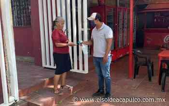 Con estricto control sanitario se abren panteones de Acapulco - El Sol de Acapulco