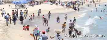 Acapulco, es nuevamente el municipio con más contagios activos en Guerrero - Bajo Palabra Noticias