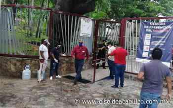 Trabajadores del Ayuntamiento de Acapulco regresan a sus actividades - El Sol de Acapulco