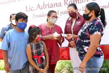 Gobierno de Adela Román: humanitario y sensible con Acapulco - Notimundo