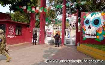 Preparan reapertura de panteones municipales - El Sol de Acapulco