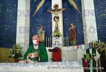 El Arzobispo de Acapulco reiteró a abstenerse de cumplir mandas y viajar a los santuarios del señor del Perdón - Enfoque Informativo