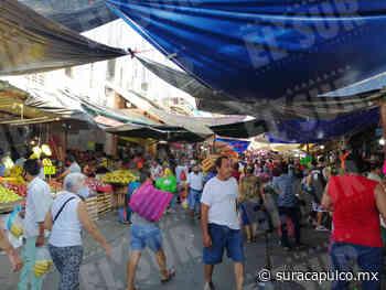 Aumenta la afluencia de personas en el Mercado Central de Acapulco - El Sur Acapulco suracapulco I Noticias Acapulco Guerrero - El Sur de Acapulco